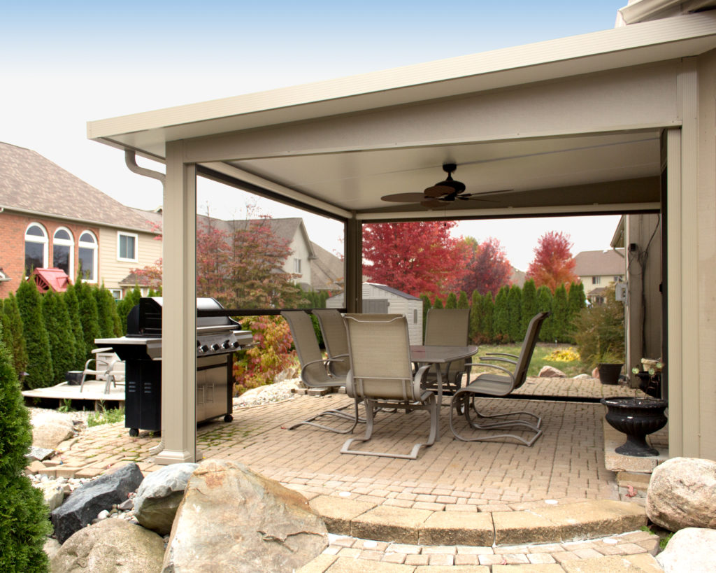 St. Thomas Patio Covers Rochester | Pro Home and Sunrooms